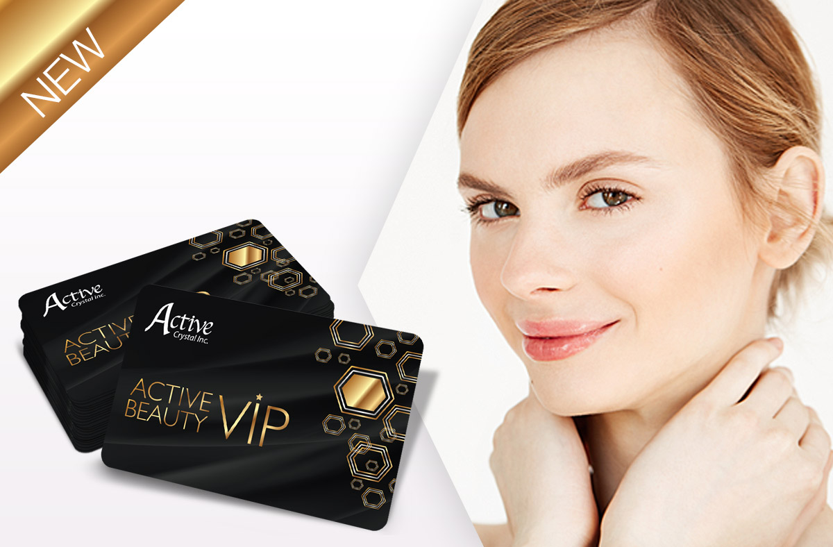 Introducing Active Beauty VIP